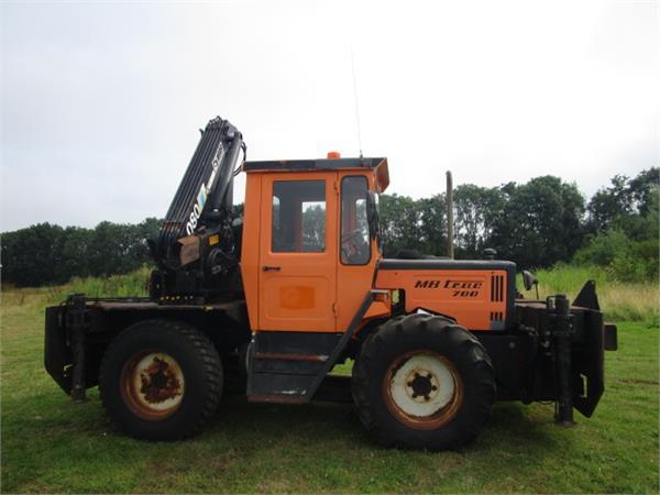 mercedes benz mb trac 700 traktory id c13485de. Black Bedroom Furniture Sets. Home Design Ideas