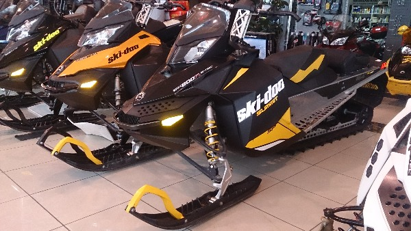 "Atvs For Sale >> Used Ski-doo Summit 800 ETEC 154"" 2012 1800km snowmobiles Year: 2012 Price: US$ 7,936 for sale ..."