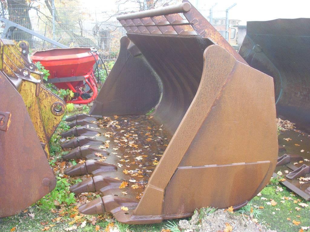 Caterpillar (401) 3.40 m Schaufel / bucket