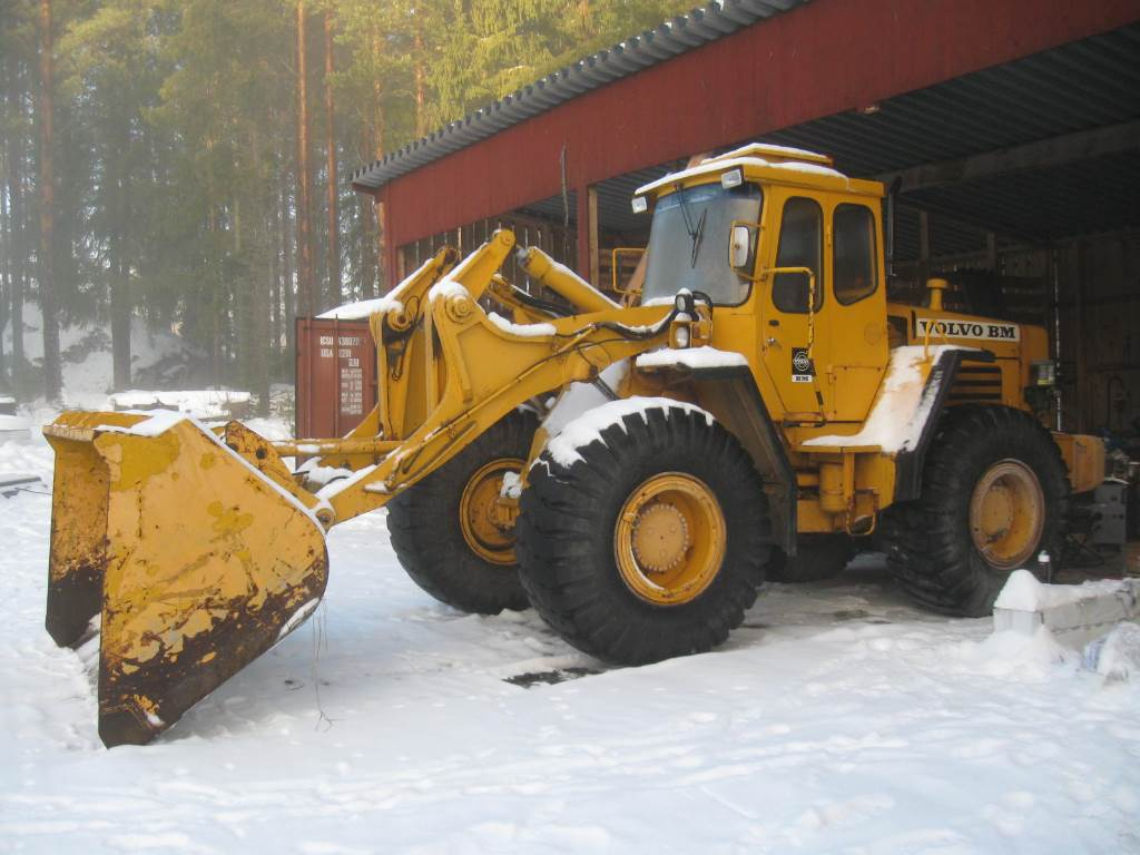 Used Volvo BM LM 846 wheel loaders Year: 1973 Price: $11,439 for sale - Mascus USA