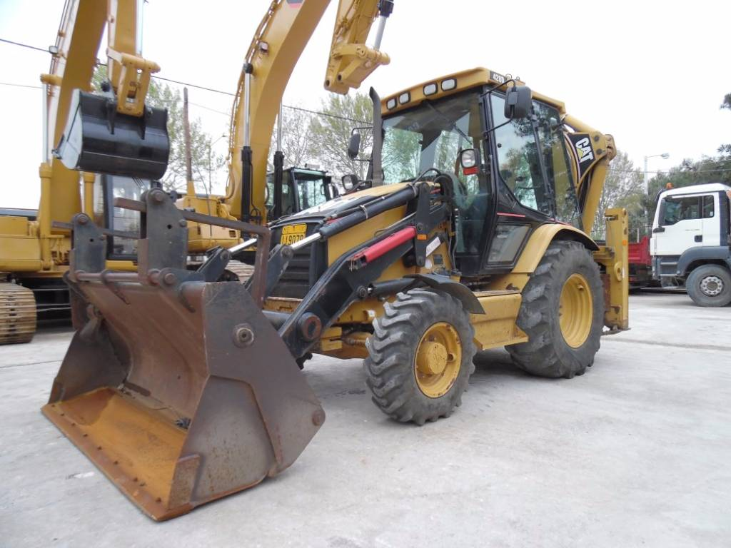 Used Caterpillar 428d Backhoe Loaders Year 2004 For Sale