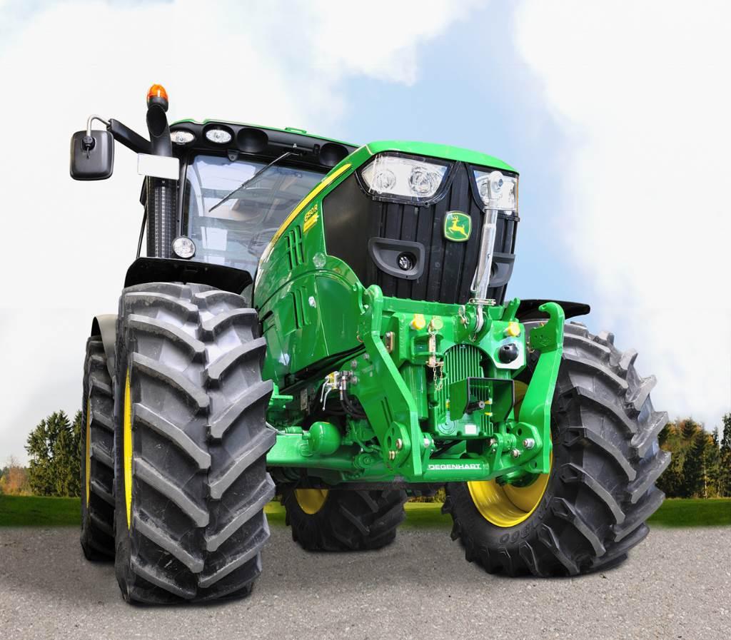 Tractor Pto : Used degenhardt front pto john deere other tractor