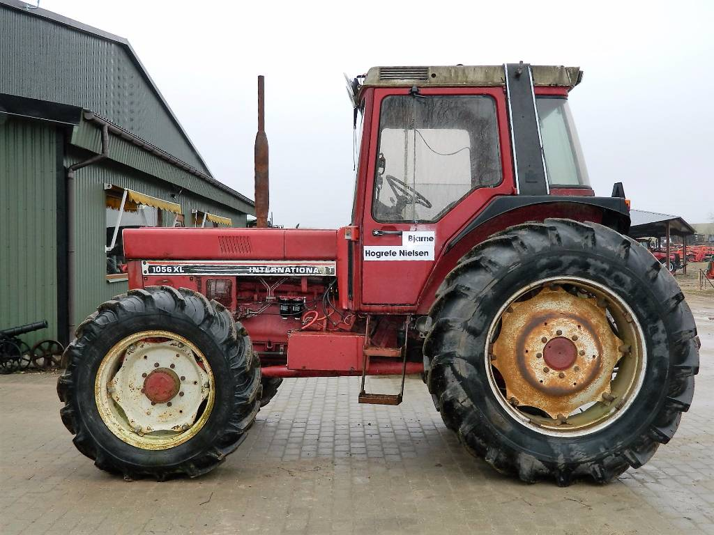 Used International 1056 XL tractors Year: 1983 Price: $12,799 for sale -  Mascus USA