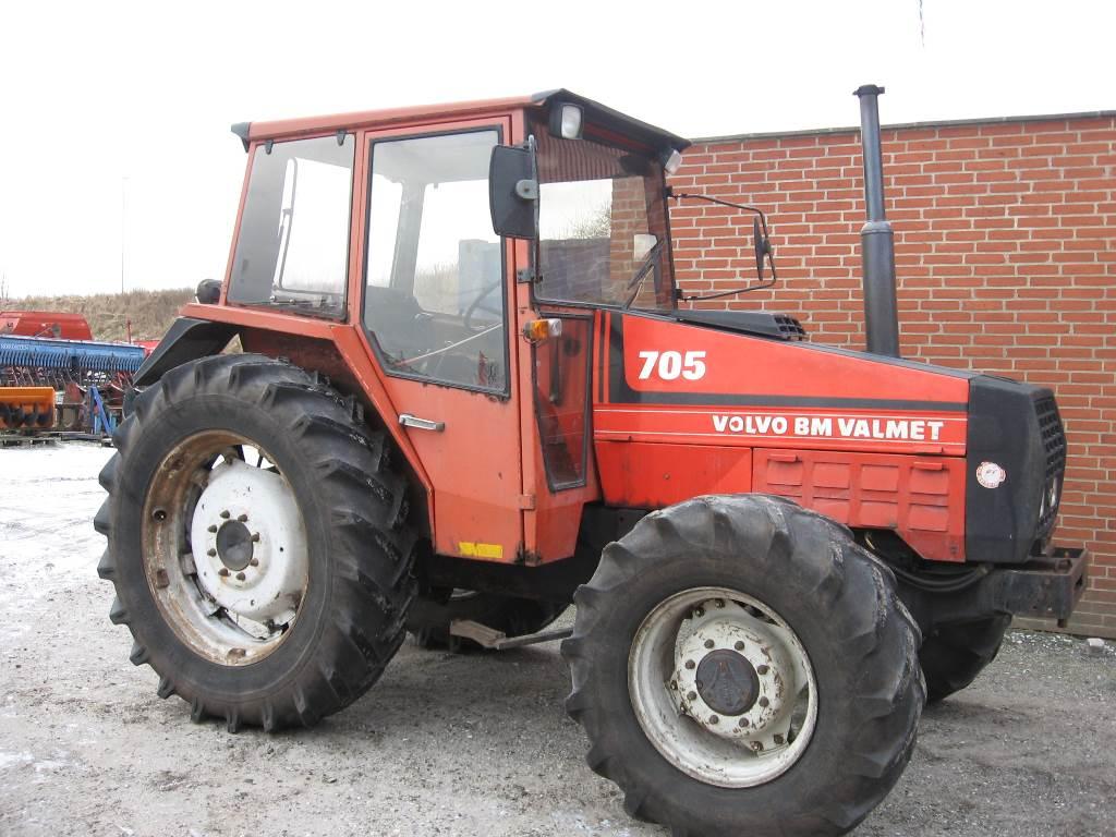 Käytetyt Valmet Traktorit