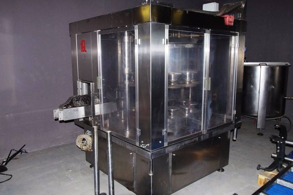 used f b l food machinery s r l rotary piston filler other agricultural machines year 2012. Black Bedroom Furniture Sets. Home Design Ideas