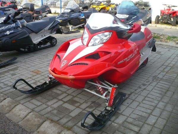 Used Arctic Cat T660 Turbo Snowmobiles Year  2004 Price  Us  4 453 For Sale