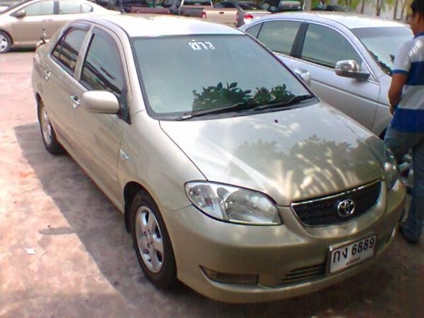 Used Toyota For Sale >> Used Toyota Vios 2005 e cars Year: 2005 Price: US$ 12,904 ...