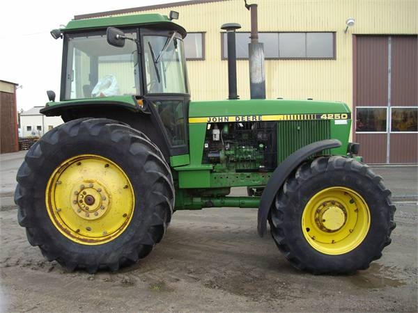 used john deere 4250 tractors year 1989 price us 20771