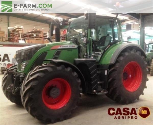 fendt 724 s4 profi plus preis baujahr 2016 gebrauchte traktoren gebraucht kaufen. Black Bedroom Furniture Sets. Home Design Ideas