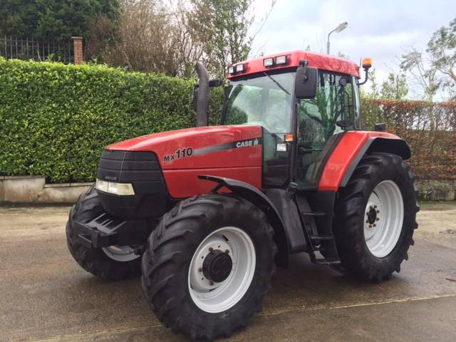 Case Tractor Mx110 : Case ih mx year tractors id cad a