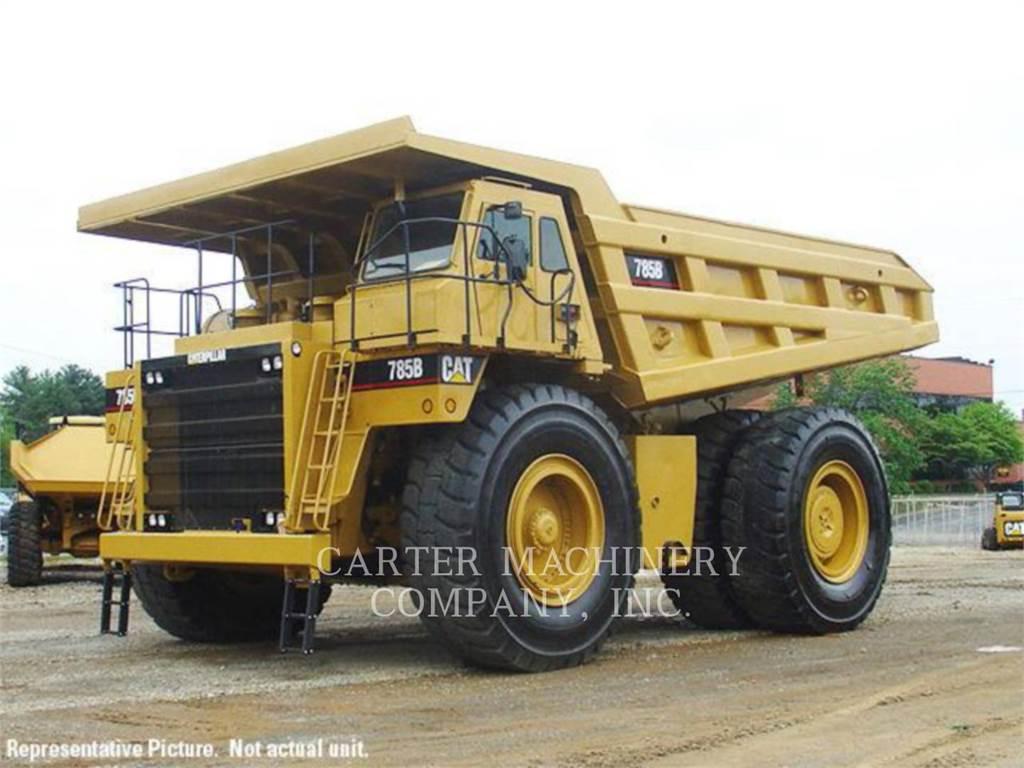 Used Trucks For Sale In Va >> Caterpillar 785B REBLD for sale Richmond, VA , Year: 2012 | Used Caterpillar 785B REBLD ...