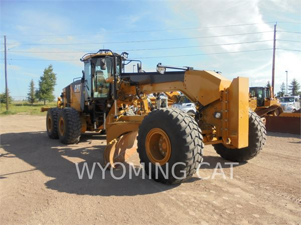 Caterpillar 16m Year 2012 Motor Graders Id