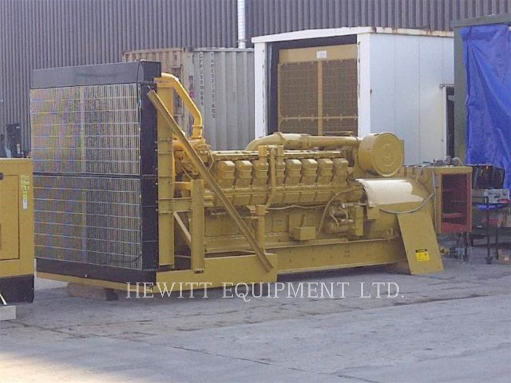 Pointe Claire (QC) Canada  city images : Caterpillar 3516 1400KW 4.16KV Canada Pointe claire, QC, 1986, $ ...