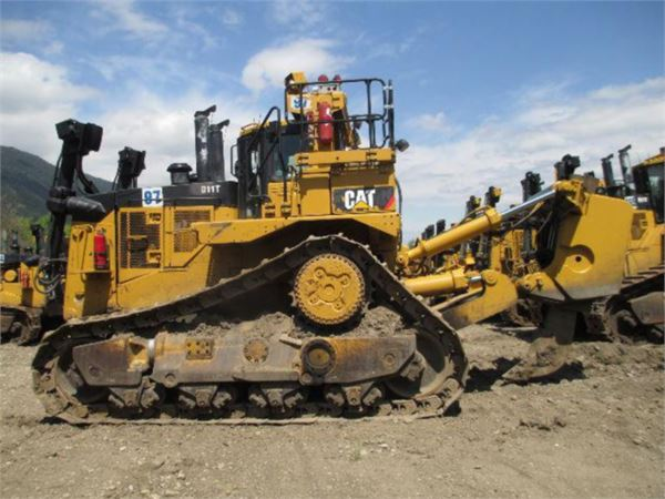 Red Deer (AB) Canada  city images : ... Canada Red Deer, AB, 2009, $485,272 dozers for sale Mascus Canada