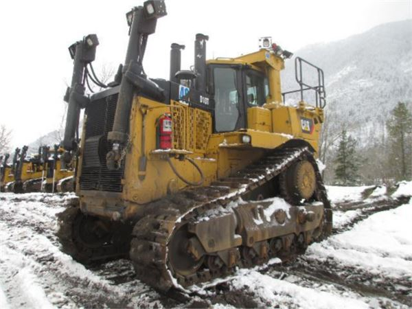Red Deer (AB) Canada  city pictures gallery : ... Canada Red Deer, AB, 2008, $424,693 dozers for sale Mascus Canada
