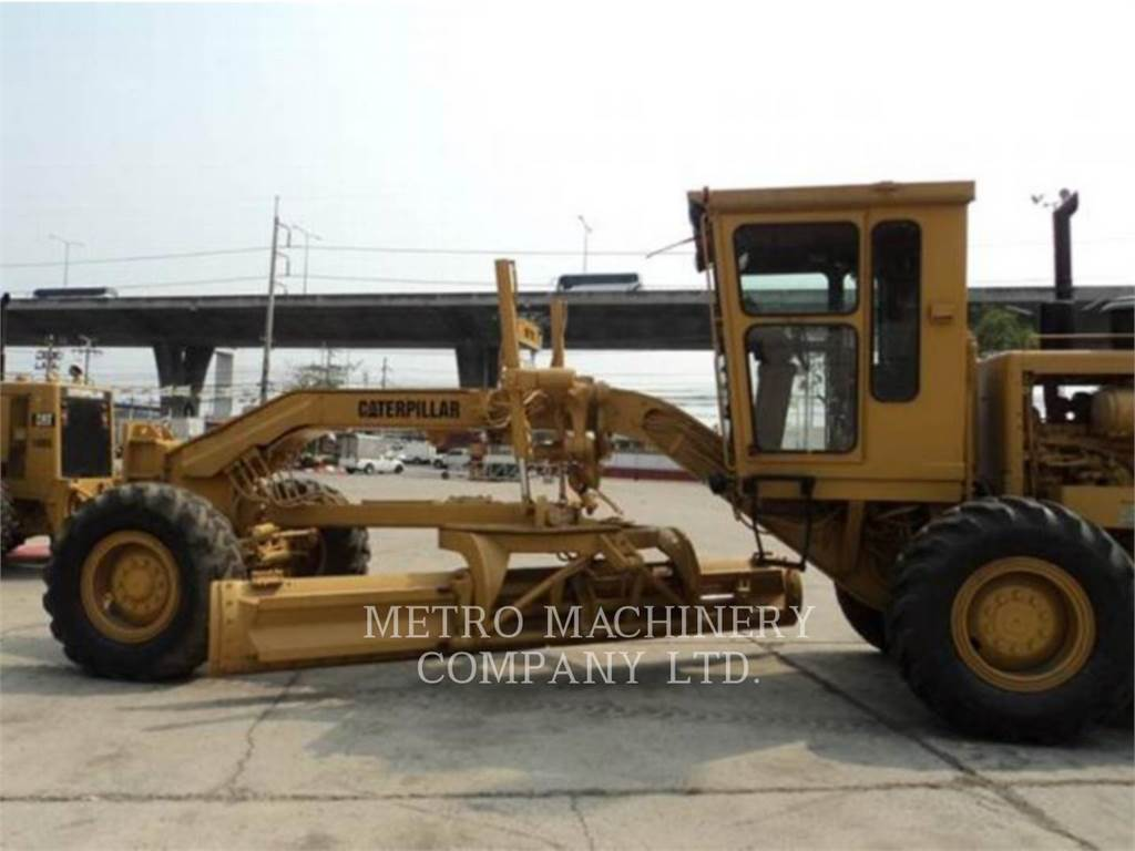 Used caterpillar 140g motor graders year 1994 price for Used motor graders for sale