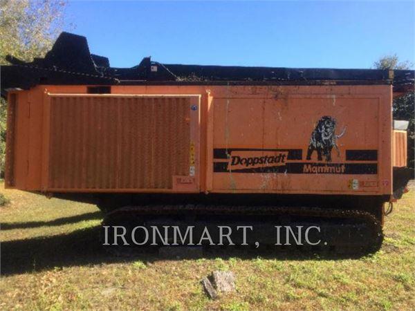 Doppstadt dw3080k for sale summerville sc price 300 000 for La motors summerville sc