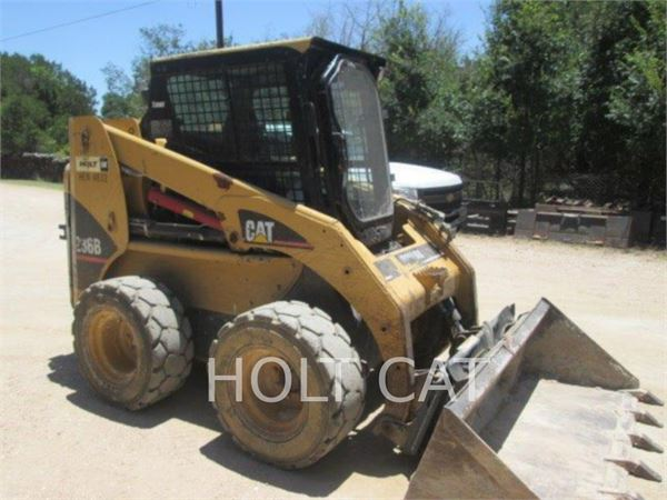 cat 236 skid steer manual