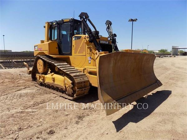 cat earth movers