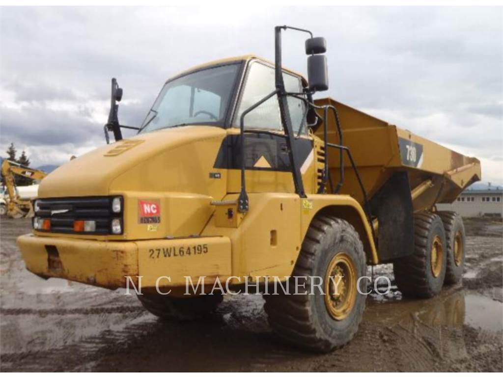 caterpillar 730 for sale anchorage ak price 255 000 year 2008 used caterpillar 730. Black Bedroom Furniture Sets. Home Design Ideas