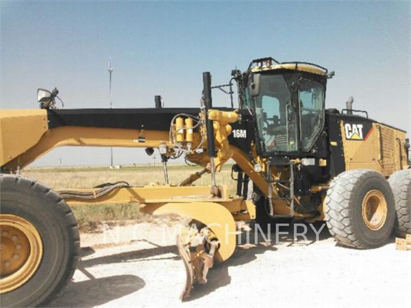 Caterpillar 16m For Sale Wa Price 525 000 Year 2012