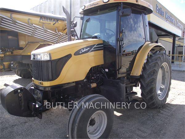 Tractor Challenger 377 : Challenger mt b bouwjaar tweedehands tractoren