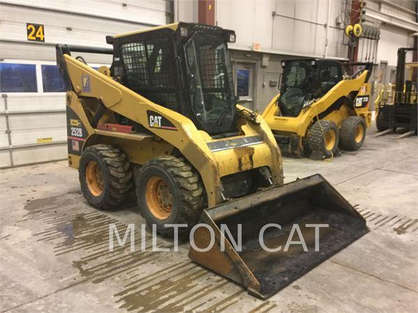 Cat Skid Steer Axle : Caterpillar b year skid steer loaders id
