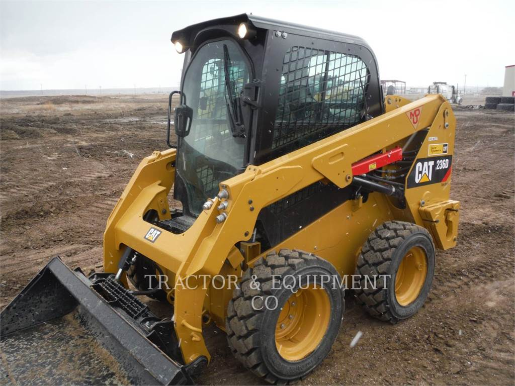 Caterpillar 236d For Sale Williston Nd Price Us 46 500