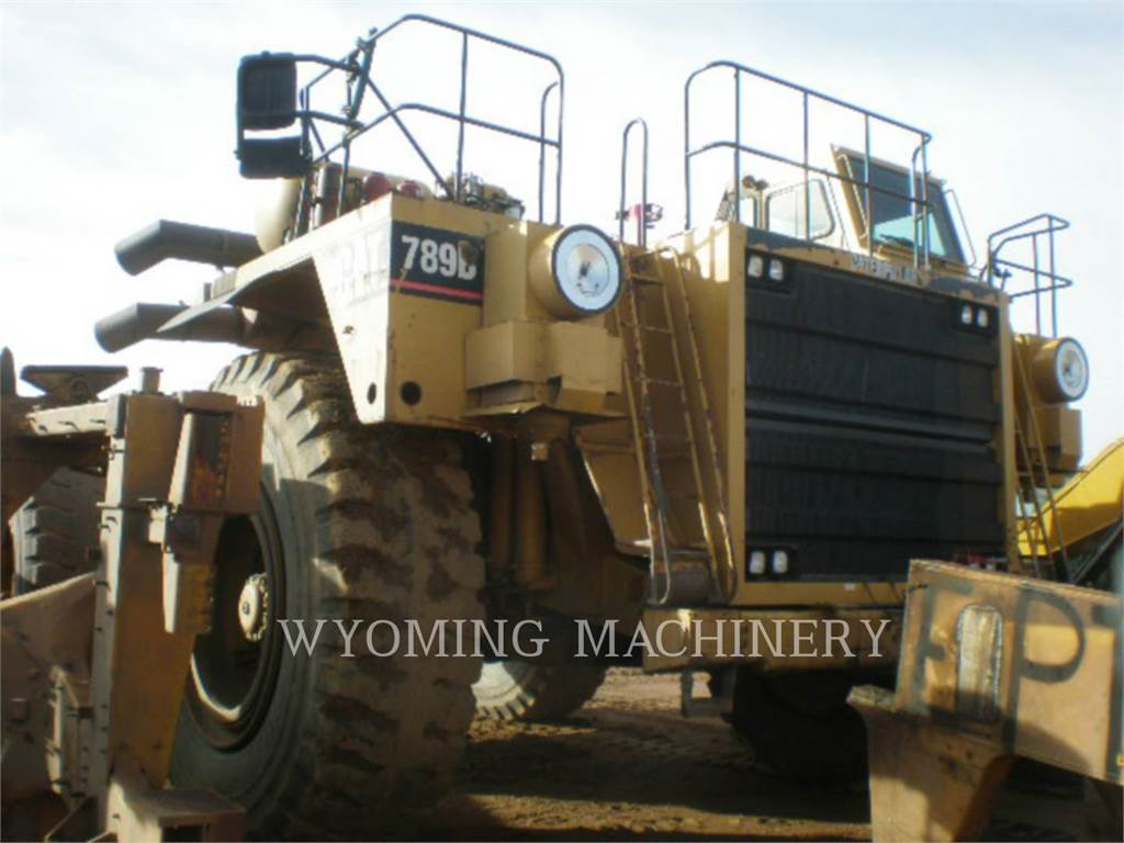 Gillette (WY) United States  City pictures : Caterpillar 789B for sale Gillette, WY , Year: 1996 | Used Caterpillar ...