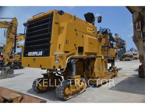 cat asphalt milling machine