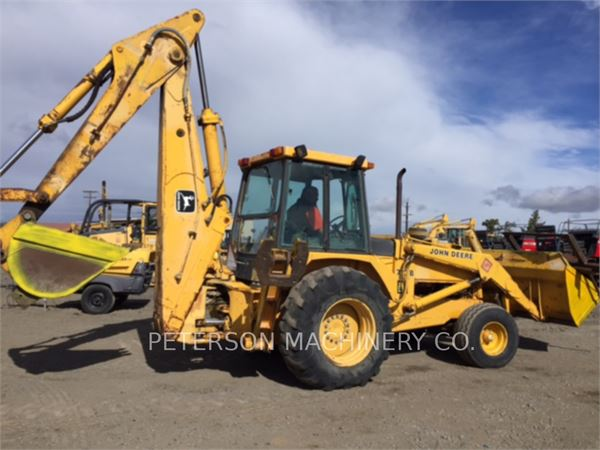 Used john deere Manual 710b