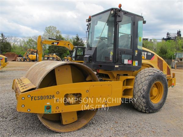 La Vergne (TN) United States  city photos gallery : Caterpillar CS56 for sale Lavergne, TN , Year: 2012 | Used Caterpillar ...