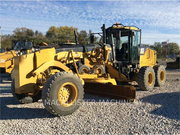 Caterpillar 140m for sale in price 160 000 year 2011 for Cat 140m motor grader specs