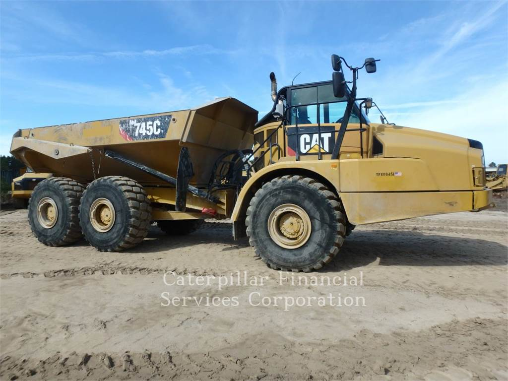 Caterpillar -745c for sale Fayetteville, NC Price ...