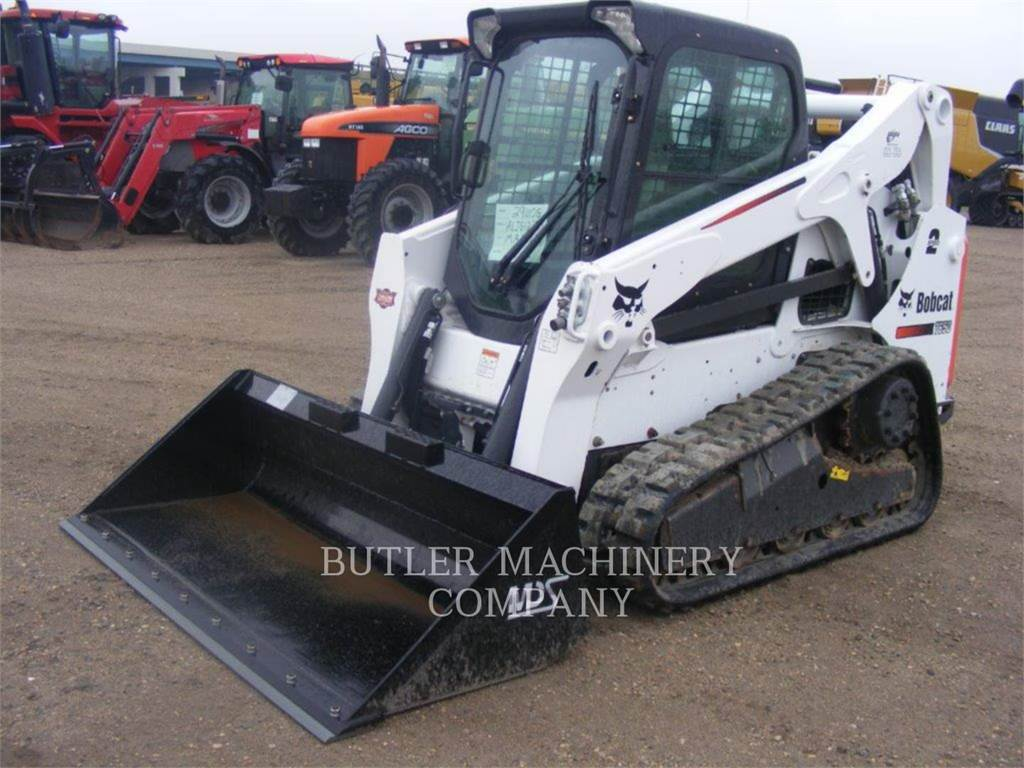 Skid Steer Air Conditioner : Bobcat t for sale jamestown nd price  year