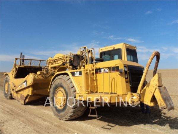 G Cat Construction Caterpillar 627G - Yea...