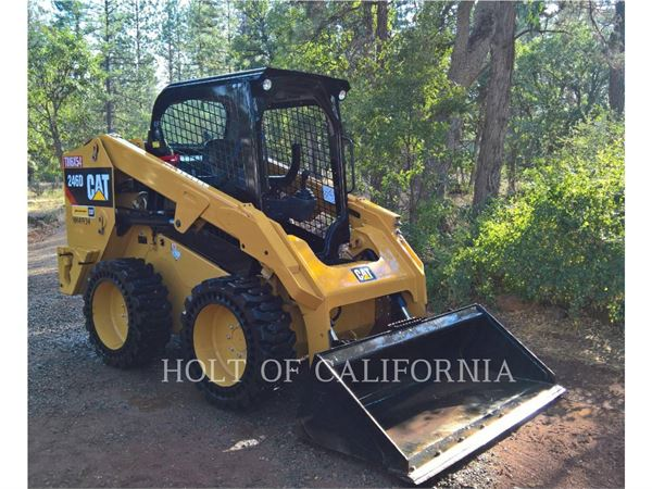 Used Cat Skid Steer For Sale In California