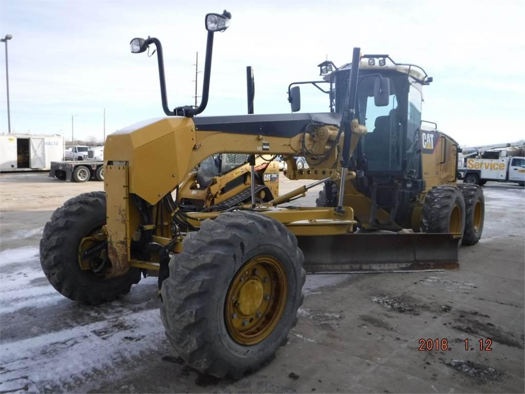 Caterpillar 140m for sale park city ks price 130 000 for Cat 140m motor grader specs
