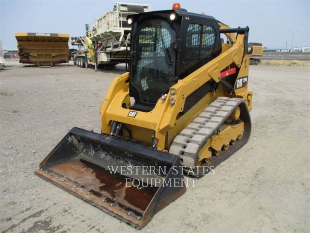 Caterpillar 259d For Sale Pasco Wa Price 55 000 Year
