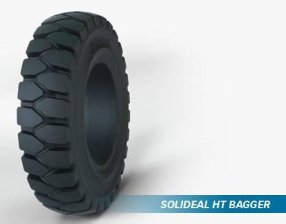 e1c64e7e994 14.00-24 / 10.00 Solideal HT Bagger resilent tire - Rehvid ja veljed - ID:  CB34E3D0 - Mascus Eesti