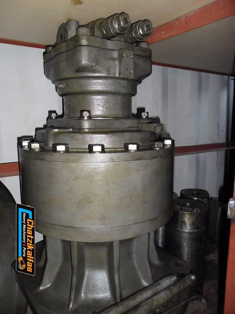 Used caterpillar swing motor sn 9pz for 365 excavator for Swing stage motors sale