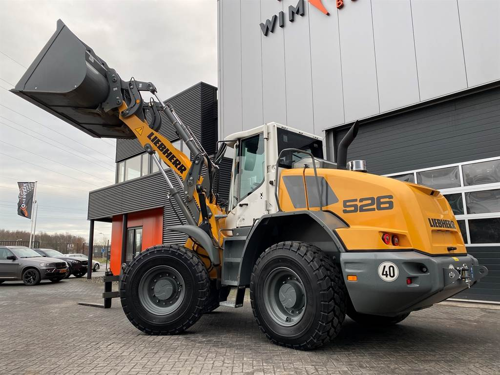 Liebherr L 526 New Generation