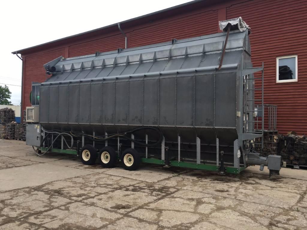 Used Grain Blowers : Dan corn sukup dc ce grain dryers price £