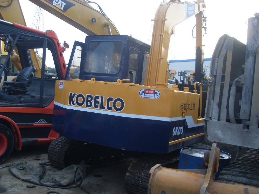 Kobelco Sk03 Specification Sk210 Wiring Diagram Excavators 5555 Original Request Equipment Secondhand Stock Shanghai Yinqie Machine Trade Co We Produce Depend Operates A Inc 5 T