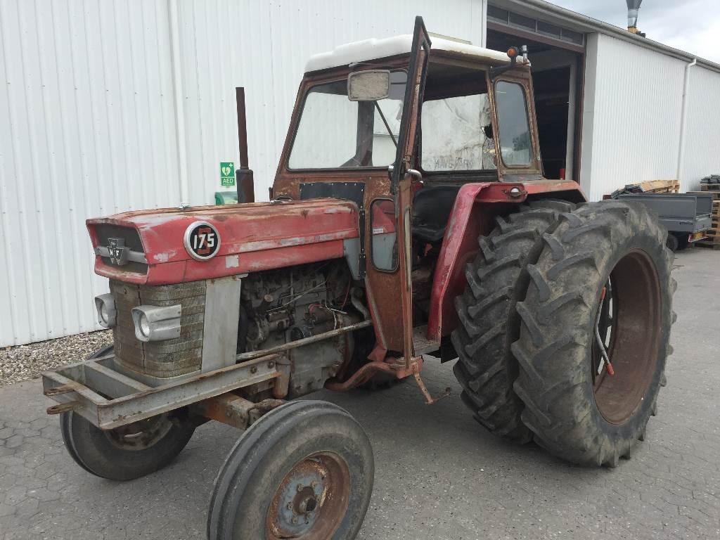 Massey Ferguson 175 Tractor Data : Used massey ferguson s tractors price for sale
