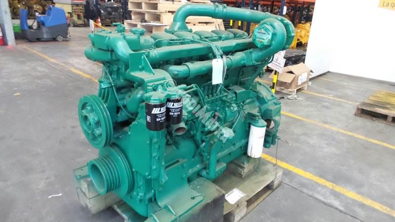 Used volvo l180 engines for sale mascus usa for Volvo motors for sale