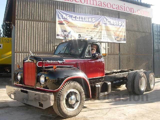 1968 Mack Truck : Used mack v t tractor units year price
