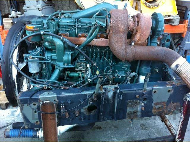 Used Volvo Fl7 10 Td102fl Engines For Sale Mascus Usa
