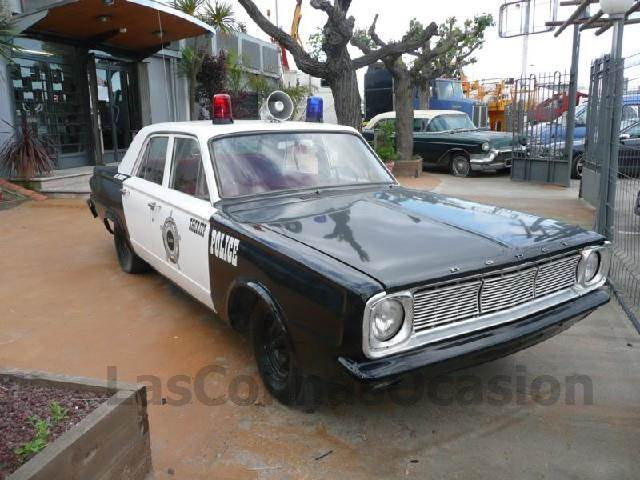 barreiros gl policia occasion ann e d 39 immatriculation 1968 voiture barreiros gl policia. Black Bedroom Furniture Sets. Home Design Ideas
