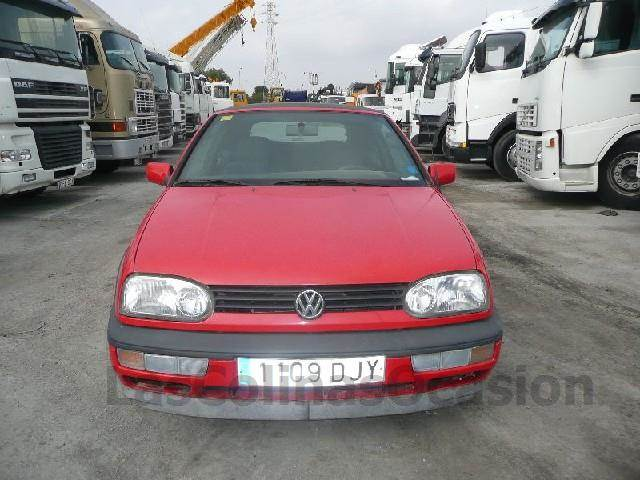 volkswagen golf occasion ann e d 39 immatriculation 1995 voiture volkswagen golf vendre. Black Bedroom Furniture Sets. Home Design Ideas